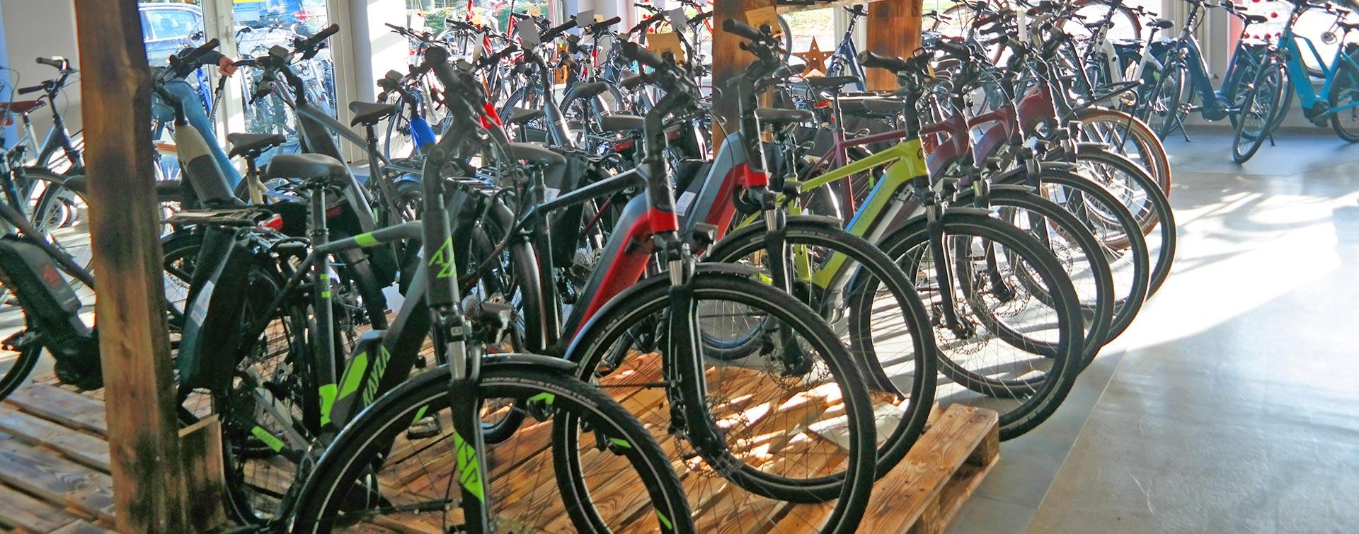 Bike & Garden Bobrink - E-Bikes